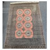 Turkish Handwoven Carpet 51x74