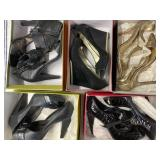 Assorted Shoes & Sizes