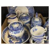 Spode Blue China