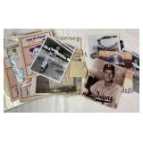 Vintage Sports Collectibles