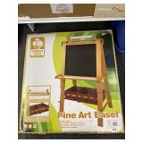 Manley Pine Art Easel(Has Been Repaired)