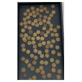 100-Assorted Wheat Pennies