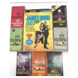 James Bond Books & Game