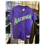 Majestic Arizona Diamondbacks Jersey Size L