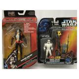 Suicide Squad & Star Wars Action Figures