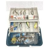 Tackle Box w/Lures