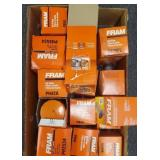 Assorted New Fram Oil Filters