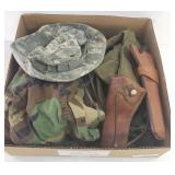 Military Clothes & Holsters