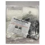 Colorfullife 4-Foam & Felt + 2-Hepa Filter