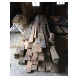 Wood Planks Lot