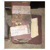 (4) Boxes of Decorative Tiles