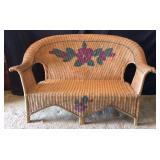 Wicker Seat