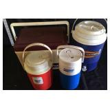(4) Coolers