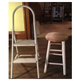 Step Ladder & Stool