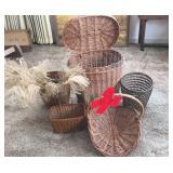 (5) Baskets