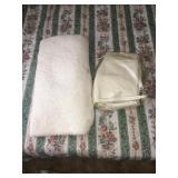 (2) Blankets