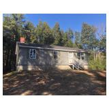 Real Estate Foreclosure Auction 21-27, 3BR Ranch, .69+/- Acres