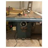 Jet Cabinet Table Saw