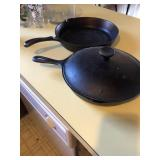 Wagner Cast Iron Pans