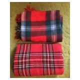 2 Wool Blankets