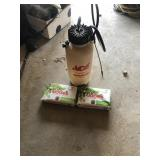 Home And Garden Sprayer And Fertilizer Spikes