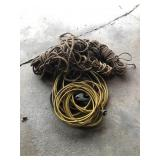 Lot Of Rope And Jumper Cables