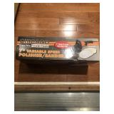 """New In Box 7"""" Variable Speed Polisher/Sander"""