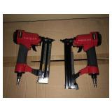 2 Husky Air Staple Guns