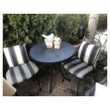 Patio Table and Chairs Set