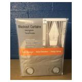 Silkhome Blackout Curtians