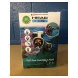 Head L/XL Full Face Snorkel Mask MSRP $49.99
