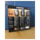 Duracell 3 Flashlight Set MSRP $14.94