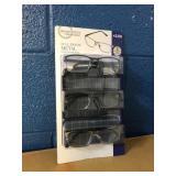 Full Frame Metal Reading Glasses MSRP $18.99