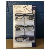 Full Frame Ladies Reading Glasses MSRP $18.99