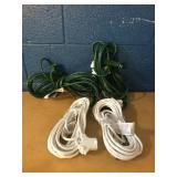 (4) Prime Extension Cords