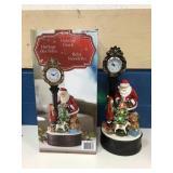 Holiday Clock MSRP $34.99