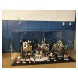 Display 30 Piece Village