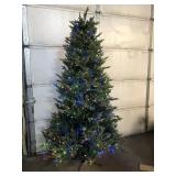 7.5ft Artificial Christmas Tree MSRP $299.99