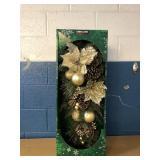Holiday Door Swag MSRP $19.99