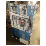 Whalen 5 Shelf Storage Rack MSRP $64.99