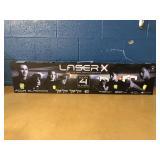 New Laser X MSRP $49.99