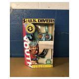 New U.S. Divers MSRP $29.99