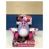 Minnie Activity Plane