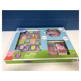 Peppa Pig 3-In-1 Activity Center