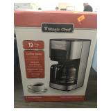 Magic Chef coffee maker