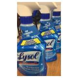 Lysol Disinfectant Bathroom Cleaner - lot of 3