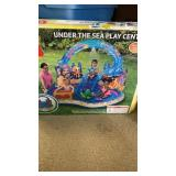 Under the sea kid pool