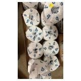 10 rolls boardwalk toilet paper