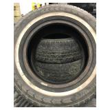 3 - 205 70R 15 used tires