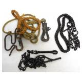 3 double twisted Conestoga carrier chain others